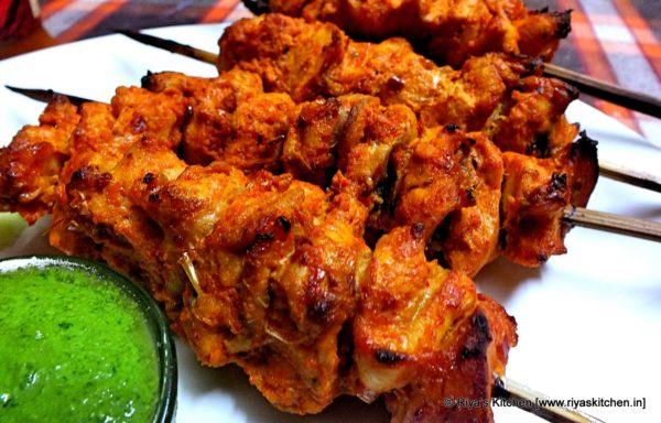 Chicken Peri Peri Kebab